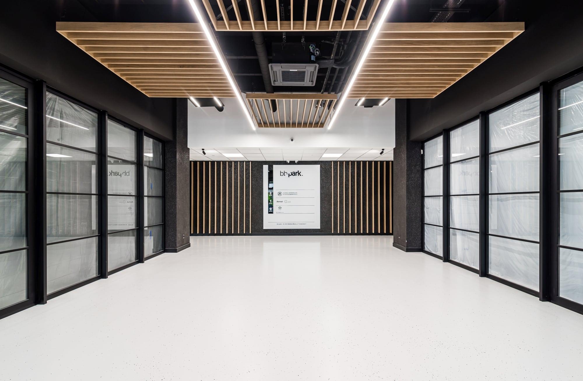 Inter-floor posadzka dekoracyjna